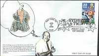 #3204 Sylvester and Tweety Anagram FDC (00719983204001)