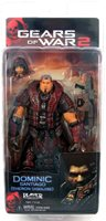 Gears of War Action Figure Series 4: Dominic Santiago Theron Disguise