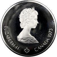 Canada, Elizabeth II, 10 Dollars