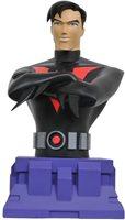 Batman Beyond 6 Inch Bust Statue Resin Bust - Unmasked Batman Beyond Bust SDCC 2017