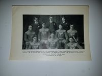 Peterboro Hockey Club 1905 Team Picture Ontario Canada RARE!
