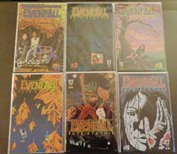 EvenFall #1-6 of 6 ~ by Pete Stathis / 6 ISSUE LOT ~ 2003 (9.0) WH