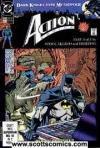 Action Comics (1st series) #654 near mint