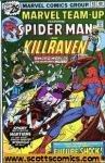 Marvel Team-Up (1972 - 1985 1st series) #45 very good-fine