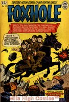 FOXHOLE (1954 Series) #17 SUPERREPRT Very Good Comics Book