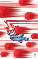 Giant-Size Little Marvel AvX #2 By Skottie Young Poster