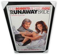 Julia Roberts Richard Gere Gary Marshall Signed Large Poster Runaway Bride GA GV