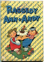 Raggedy Ann And Andy Issue #3   1946
