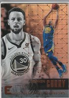 STEPHEN CURRY 2017/18 Essentials Basketball STEPH GOLDEN STATE WARRIORS Mint LE
