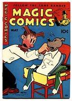 Magic Comics #94 comic book 1947- Dagwood- Popeye- Mandrake- Blondie