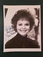 June Lockhart autographed Photograph - COA