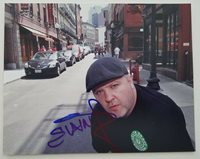 Slaine Signed 8x10 Photo Boston Rapper Actor Gone Baby Gone The Town Legend RAD