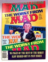 MAD Magazine SUPER SPECIAL #53 -THE WORST FROM MAD Winter 1985