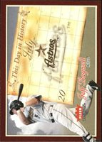 2004 Fleer Tradition This Day in History #7 Jeff Bagwell - NM-MT