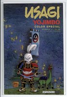 USAGI YOJIMBO COLOR SPECIAL 3 SEPTEMBER 1992.