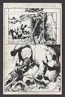 BLACK PANTHER (1998-2003) 36 Art - Interior Page #36