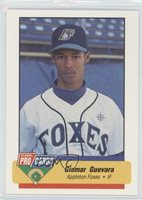 1994 Fleer ProCards Minor League Giomar Guevara #1061