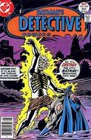 DETECTIVE COMICS (1937-2011; 2016-) #469