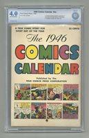 1946 Comics Calendar 1946 CBCS 4.0
