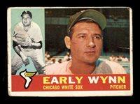 1960 Topps #1 Early Wynn G/VG X2027418