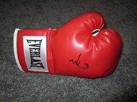 MARK WAHLBERG The Fighter SIGNED Autographed Everlast Boxing Glove w/ COA