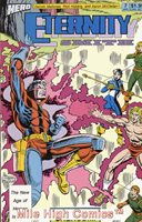 ETERNITY SMITH (HERO COMICS) (1987 Series) #7 Fine Comics Book