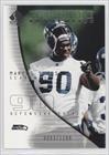 Marcus Tubbs #93/1,199 (Football Card) 2004 SP Authentic #118