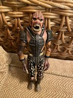 Doctor Who Action Figure The Hoix (b4)