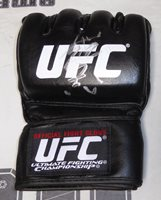 Kazushi Sakuraba Signed Official UFC Fight Glove PSA/DNA COA Japan Pride FC Auto