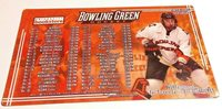 2005-06 Bowling Green State Falcons Hockey Magnet Schedule