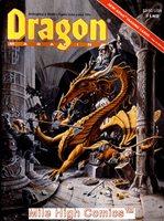 DRAGON (MAG) #180 Very Fine
