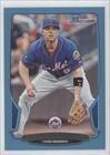 David Wright #40/500 (Baseball Card) 2013 Bowman Blue Border #92