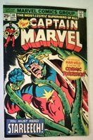Captain Marvel #40 (Sept 1975, Marvel)