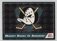 1994 EA Sports NHL '94 Mail-In Mighty Ducks of Anaheim #159