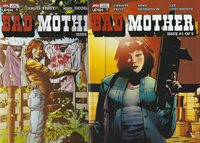 Upshot Comics BAD MOTHER #1 & 2 Great Mike Deodato Art! First prints