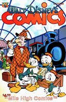 WALT DISNEY'S COMICS AND STORIES (1993 Series) (GLAD) #629 Near Mint Comics