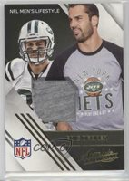 2016 Panini Absolute NFL Lifestyles Materials Eric Decker #10