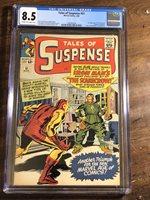Tales of Suspense #51 - Cgc 8.5- Marvel 1964 - 1st App/ORIGIN of Scarecrow!