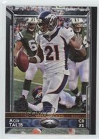 2015 Topps Toppscom Online Exclusive NFL 50th Super Bowl Aqib Talib #21