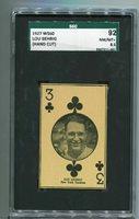 1927 W560 Lou GEHRIG - HOF - MVP of Murderer's Row in 1927 - Yankees SGC 8.5