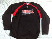 Tidewater Tides Long-Sleeved Shirt Adult Size 4XL New Without Tags!