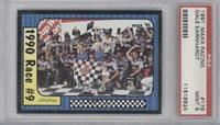 1991 Maxx Collection Dale Earnhardt #178 PSA 9