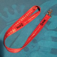 SDCC 2015 EXCLUSIVE LANYARD SHOWTIME PENNY DREADFUL NO REST FOR THE WICKED RARE!