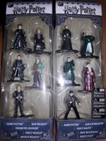 2 Sets Harry Potter Nano Metalfigs Dumbledore Hermione 10 Mini Figures Brand New
