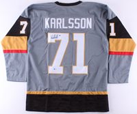 dbb775317 William Karlsson Signed Las Vegas Golden Knights Jersey