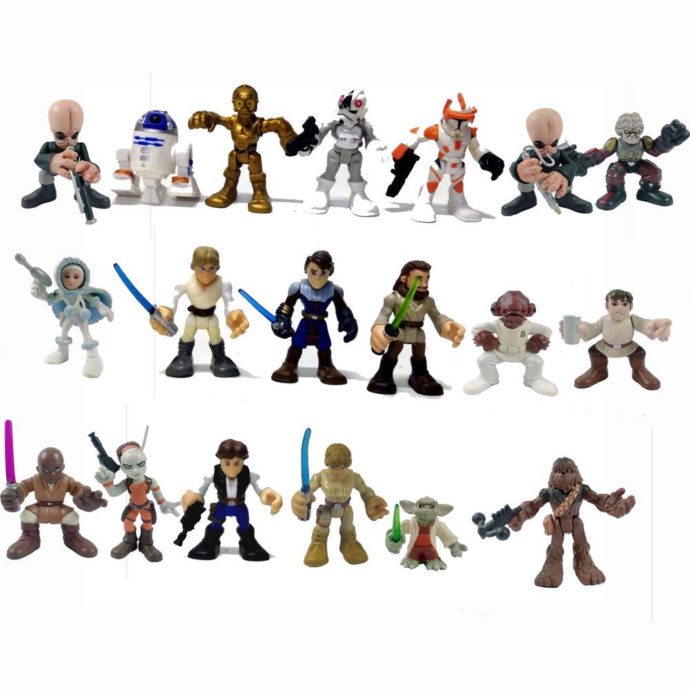 Playskool galactic heroes Disney Hasbro Star Wars