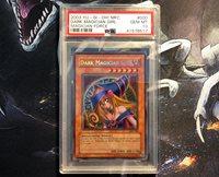 Psa 10 Gem Mint Dark Magician PC Video Game Promo PCY-4 Yugioh Card Secret Rare