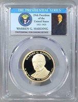 NGC MS66 2014-D Warren Harding Presidential Dollar Gem Early Releases $1