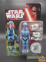 "2015 Hasbro Star Wars The Force Awakens 3.75"" PZ-4CO (1B)"