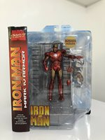Iron Man 2 Mark 4. Diamond Select Toys. (Marvel Select) Borders Exclusive NEW